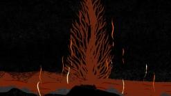 3 burning